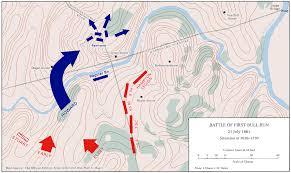 Battle Of Kursk Map First Battle Of Bull Run Sutori