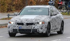 modified bmw 3 series 2019 bmw 3 series spy shots and video