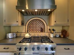 Elegant Kitchen Backsplash Delightful Moroccan Backsplash 2 Elegant Kitchen Area With