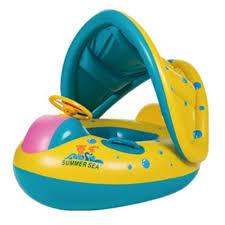 siege bebe gonflable gonflable pvc bouée natation jouet enfant bébé avec siège