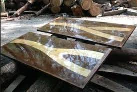 wood slab tables for sale slab wood tree top wood teddys custom art wood frenchtown nj bar