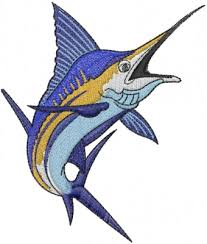marlin embroidery design from machine embroidery designs grand