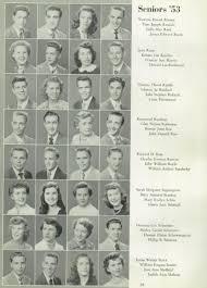 northeast high school yearbook 1953 northeast high school yearbook via classmates class of