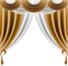 Decorative Curtains Beads Curtain Sparkling Transparent Decorate The House With