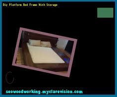 Woodworking Plans Platform Bed With Storage by Plans To Build Platform Bed With Storage 165400 Woodworking