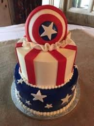 best 25 tortas del capitan america ideas on pinterest capitan