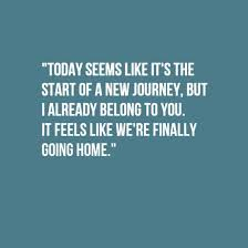 wedding quotes journey quotes about wedding wedding vows are tricky there s pressure