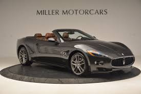 maserati granturismo 2012 2012 maserati granturismo sport stock a1225a for sale near