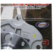 gmb water pump holden rodeo ra 2006 2008 3 6l v6 petrol engine