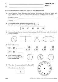 saxon math worksheets 4th grade worksheets