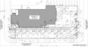 Convenience Store Floor Plans Amazon U0027s Secretive Drive Up Grocery Store Takes Shape In Seattle