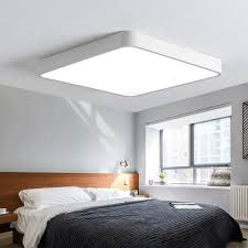 Ceiling Lights For Sitting Room White Frame 24 Watts Thin Modern Simple Bedroom Balcony