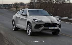 Lamborghini Urus Suv 2018 Lamborghini Urus This Is A Realistic Interpertation Of The