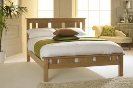 solid oak bed frames the oak bed store