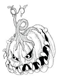 Halloween Scary Coloring Pages Really Scary Coloring Pages Scary Scary Coloring Paes