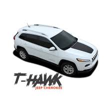 trailhawk jeep jeep cherokee t hawk trailhawk hood center blackout vinyl graphics