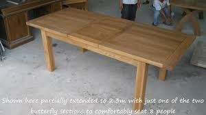 Vancouver Oak Coffee Table - cheap dining tables and chairs from oakdiningsets