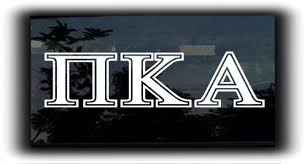 pi kappa alpha college fraternity sorority letters decal sticker 7
