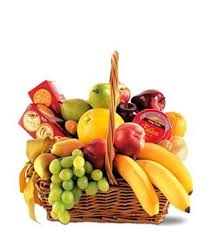 gourmet fruit baskets gourmet fruit basket