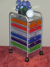 rolling carts with drawers 128 inspiring style for s industrial