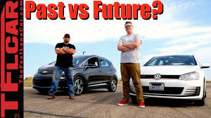 gti volkswagen chevy bolt beats volkswagen golf gti video cleantechnica