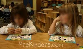 alphabet letter identification activities prekinders