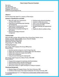 Sample Resume Data Analyst by Click Here To Download This Data Analyst Resume Template Http