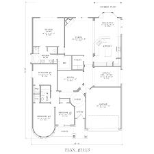 house plans with open floor simple one story home corglife luxamcc