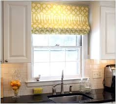 Window Treatments For Kitchen by Kitchen Window Curtains Ideas White Gols Paint Cabinet Kitchen