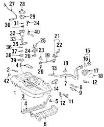 lexus rx300 exhaust system diagram buy fuel system parts for 2002 lexus vehicle jm lexus parts