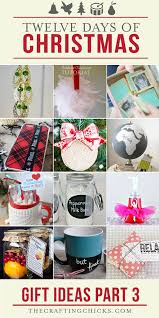 12 days of christmas gift ideas part 3 the crafting