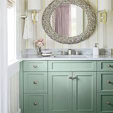 Bathroom Vanity Colors Remodelaholic 25 Inspiring And Colorful Bathroom Vanities
