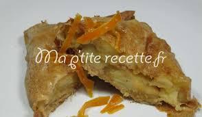 cuisiner des feuilles de brick pomme au miel en feuille de brick recette dessert pomme