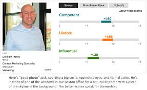 The Value Of Writing A Linkedin Profile That U0027s Different From Your by What Research Says About The Best Linkedin Profile Photo Yesware
