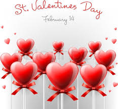 s day lollipops s day card with lollipops heart shaped stock vector