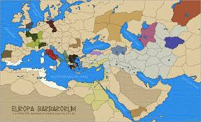 Rome World Map by Accurate Rome 2 Campaign Map Totalwar