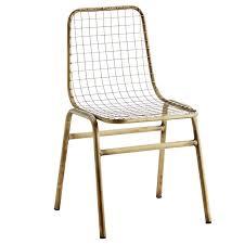 chaise dor e chaise quadrillage fauteuil ala emu chaise design air siesta