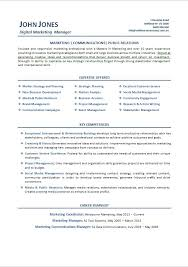 Sales And Marketing Resume Sample by Sales And Marketing Melbourne Resumes