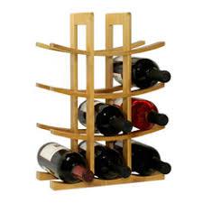 contemporary wine racks houzz