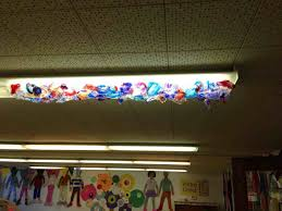 diy fluorescent light covers covers classroom lights wondrous diy light cover cozy cool covers
