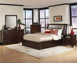 Italian Bedroom Sets Contemporary Italian Bedroom Furniture Chocolate Finish Wood Bed