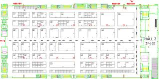 exhibition floor plan the 2016 international screen printing and