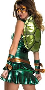 Halloween Costumes Ninja Turtles 25 Ninja Costume Ideas Female Ninja