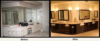 Home Design Before And After Enchanting 40 Bathroom Remodels Before And After Pictures