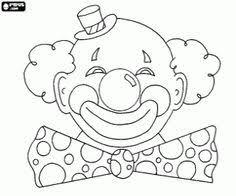 kleurplaat clown thema circus circus pinterest clowns php