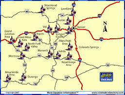 colorado wine tours map co vacation directory