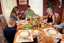 mealtime prayers for thanks for god s blessings