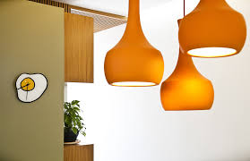 Orange Pendant Light Orange Pendant Kitchen Light Homelilys Decor