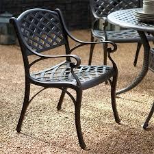 Cast Aluminum Patio Chair Cast Aluminum Patio Chair Evisu Info