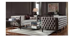 Contemporary Tufted Sofa by Velvet Tufted Sofa U2013 Helpformycredit Com